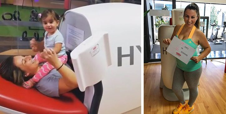 The Subtle Mummy's HYPOXI Journey